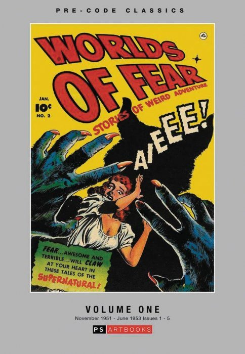 Worlds of Fear Volume 1