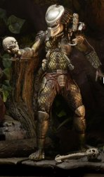 Thumbnail of NECA Predator Ultimate Jungle Hunter 7-inch figure