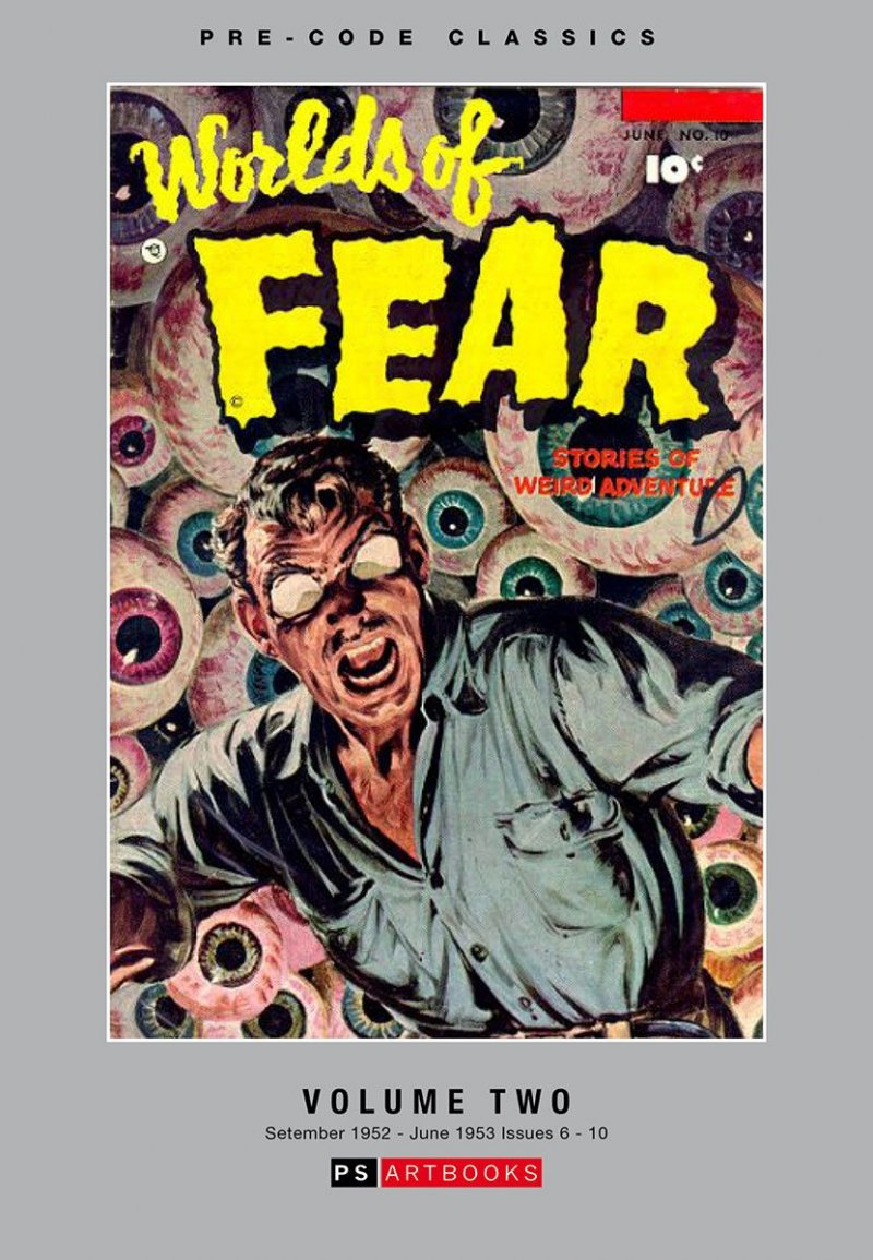 Worlds of Fear Volume Two