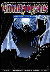 Thumbnail of Graphic Classics Vol. 26: Vampire Classics - Stoker Bradbury Howard Wells