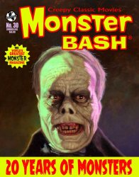 Thumbnail of Monster Bash magazine #30 - 20 Years of Monsters!