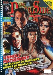 Thumbnail of The Dark Side #184 Unholy Matrimony! - UK's Mag of the Macabre
