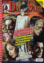Thumbnail of The Dark Side #185 Gothique Memories! - UK's Mag of the Macabre - LATEST ISSUE!