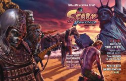 Thumbnail of Scary Monsters magazine _#106 -APE-ocalypse Issue - LATEST ISSUE NOW SHIPPING!