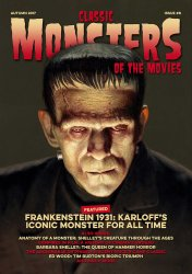 Thumbnail of Classic Monsters of the Movies magazine issue #8 Frankenstein - LATEST ISSUE!
