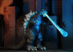 Thumbnail of NECA Godzilla 2001 Atomic Blast Figure 12 inches head to tail