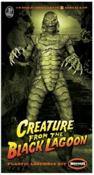 Thumbnail of Moebius Creature from the Black Lagoon 1:8 scale model kit NEW VERSION!