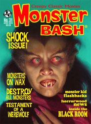 Thumbnail of Monster Bash magazine #31 -  Shock Issue! Monster Kid Flashbacks!