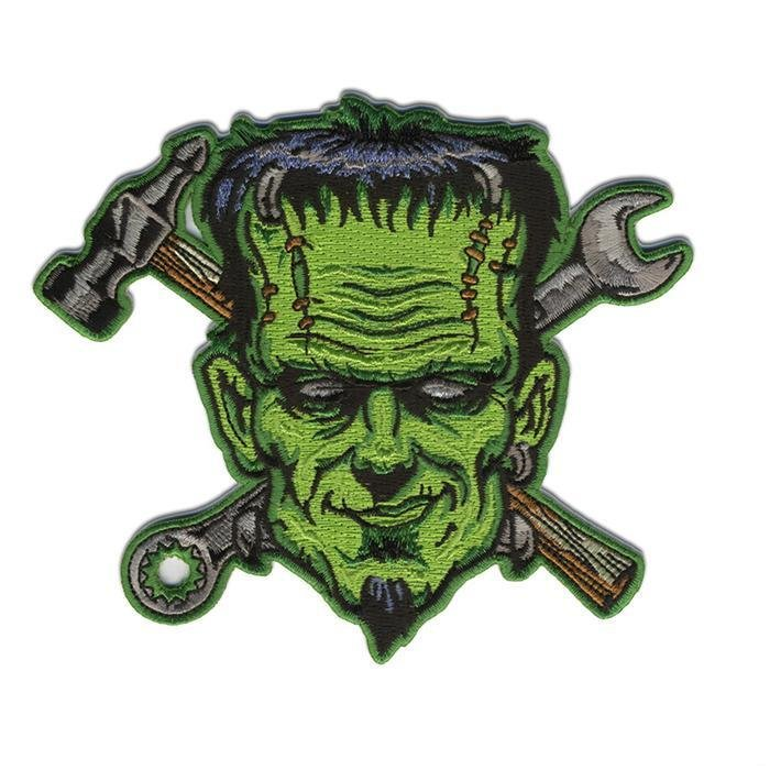 Spare Parts Embroidered Patch