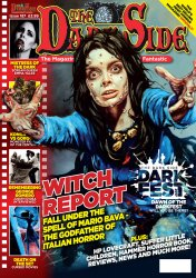 Thumbnail of The Dark Side #187 Witch Report Barbara Steele - UK's Mag of the Macabre