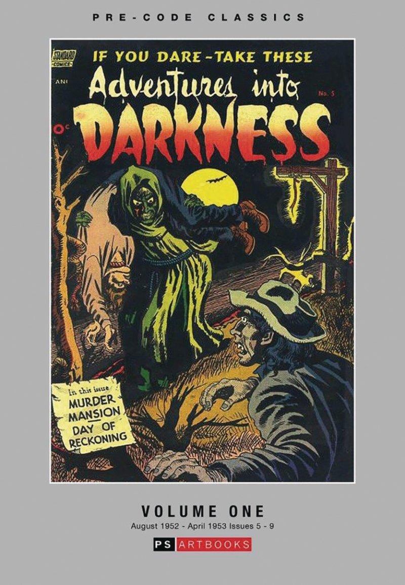 Adventures Into Darkness Vol 1