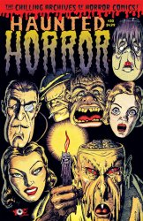 Thumbnail of Haunted Horror #30 Chilling Archives of Horror Comics