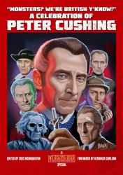 Thumbnail of A Celebration of Peter Cushing book from UK's We Belong Dead - JUST IN!