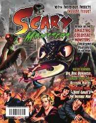 Thumbnail of Scary Monsters magazine _#107 Insidious Insects Invade Issue! LATEST!