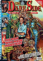 Thumbnail of The Dark Side #188 The Man Who Made Monsters - UK's Mag of the Macabre - LATEST!
