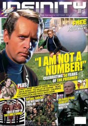 Thumbnail of INFINITY #6 - Celebrating 50 Years of The Prisoner - from the UK!