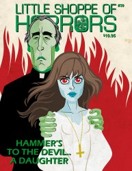 Thumbnail of Little Shoppe of Horrors magazine #39 - To the Devil, a Daughter