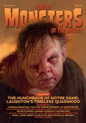 Thumbnail of Classic Monsters of the Movies magazine issue #9 Hunchback LATEST NOW SHIPPING!