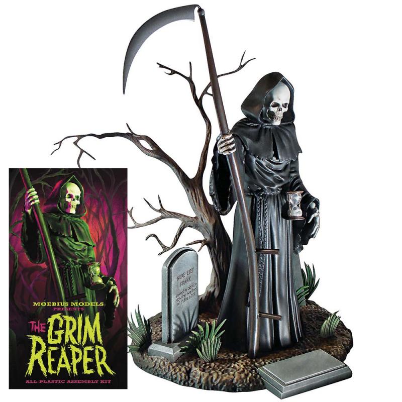 Moebius The Grim Reaper 1/8 Scale Model Kit #972