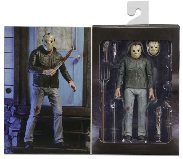 Ultimate Jason Part 3 box back