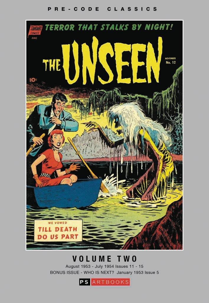 The Unseen Volume Two