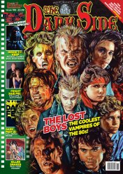 Thumbnail of The Dark Side #189 The Lost Boys - UK's Mag of the Macabre - from the UK!