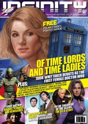 Thumbnail of INFINITY #7 - Of Time Lords and Time Ladies - from the UK!