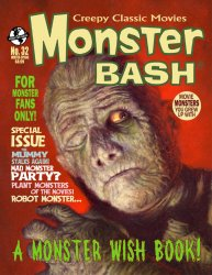 Thumbnail of Monster Bash magazine #32 - A Monster Wish Book! For Monster Fans Only! -LATEST!