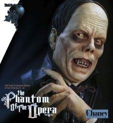 Thumbnail of Black Heart Enterprises Painted 1:1 Scale 360 Series Phantom of the Opera