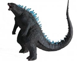 Thumbnail of X-Plus Garage Toy 2014 Godzilla Blue Dorsal Spines 12