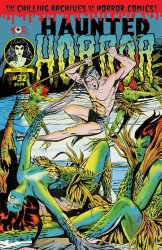 Thumbnail of Haunted Horror #32 Chilling Archives of Horror Comics - LATEST ISSUE!