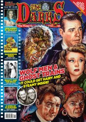 Thumbnail of The Dark Side #190 Wolf Men & Ghost Trains - UK's Mag of the Macabre