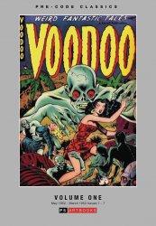 Thumbnail of VOODOO Volume 1 PS Artbooks Pre-Code Classics