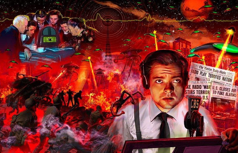 Cover Artist Scott Jackson