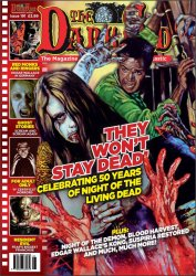 Thumbnail of The Dark Side #191 Night of the Living Dead - UK's Mag of the Macabre