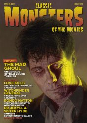 Thumbnail of Classic Monsters of the Movies magazine issue #10 - The Mad Ghoul - LATEST!