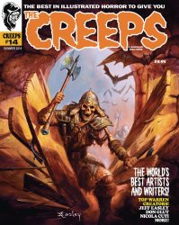 Thumbnail of The Creeps comic magazine #14 Summer 2018 - Historic Horrors and More - LATEST!