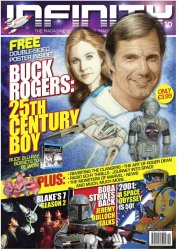 Thumbnail of INFINITY #10 - Buck Rogers: 25th Century Boy - from the UK - LATEST ISSUE!