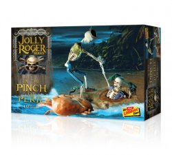 Thumbnail of Round 2 Lindberg Jolly Roger Series: In The Pinch of Peril 1:12 model JUST IN!