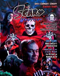 Thumbnail of Scary Monsters magazine _#109 Corman's Creepy Classics 176 Pgs - LATEST ISSUE!
