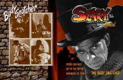 Thumbnail of SCARY #5 - Summer Special - The Body Snatcher and more! NOW SHIPPING!