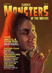 Thumbnail of Classic Monsters of the Movies magazine issue #11 - Jekyll & Hyde 1920 - LATEST!
