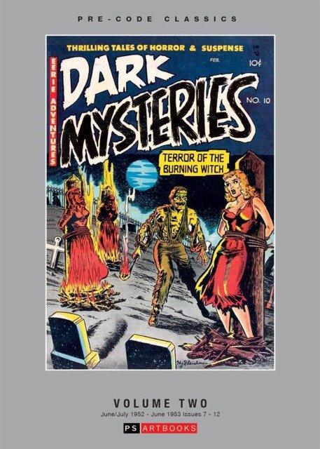 Dark Mysteries Volume 2