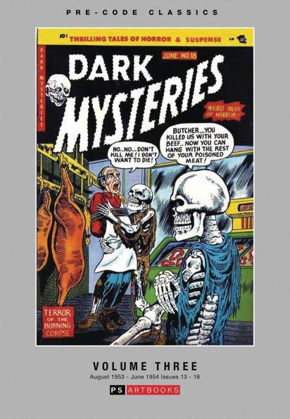 Dark Mysteries Volume 3