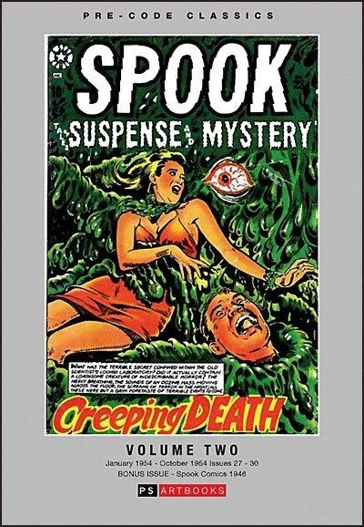 Spook Suspense & Mystery V2