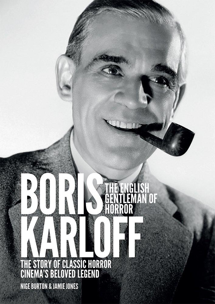 Boris Karloff 84-page guide