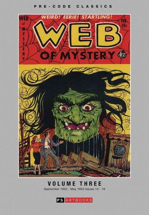 Web of Mystery Volume 3