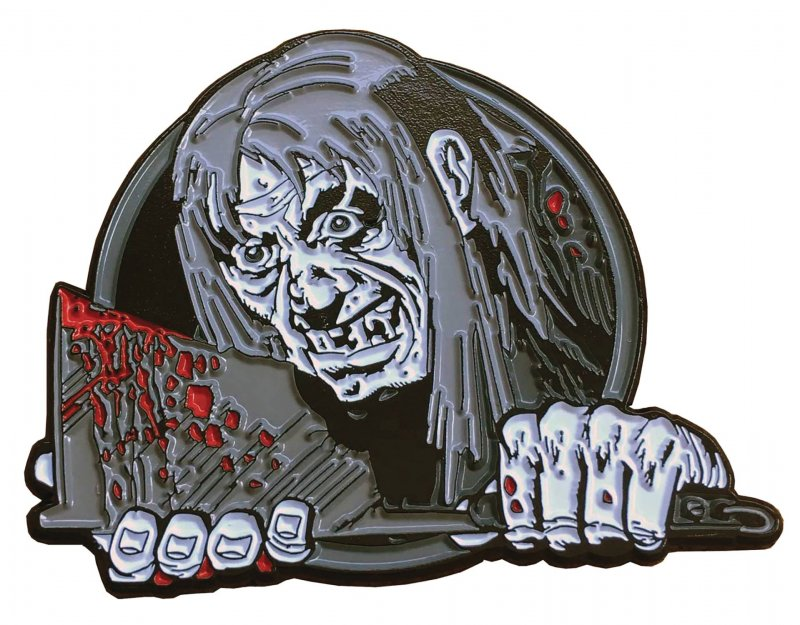 Tales from the Crypt pin