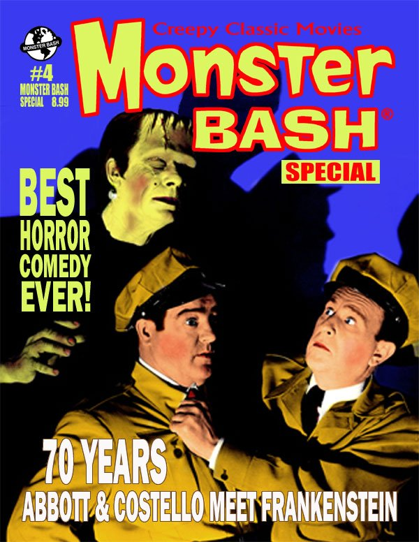 Monster Bash Special #4