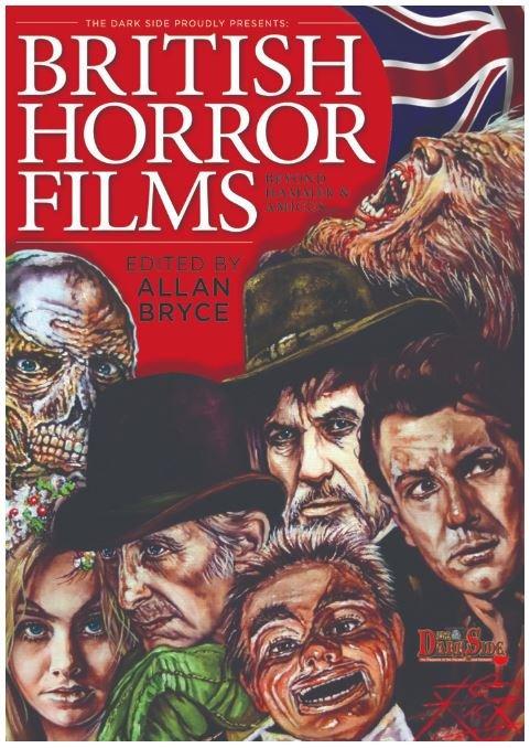 British Horror Films book